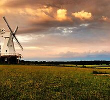 Woodchurch Mill by JEZ22