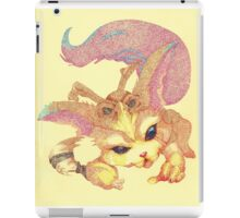 Pointillism - Gnar iPad Case/Skin
