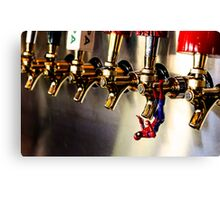 Friendly Neighborhood Bar Crawler. Canvas Print