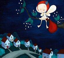 Tooth Fairy by Sarah Preston