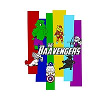 The Baavengers Photographic Print
