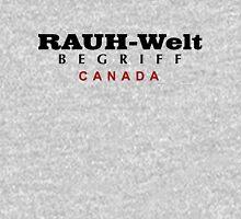Rauh-Welt Begriff Canada Unisex T-Shirt