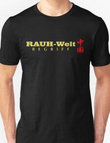 Rauh-Welt Begriff China T-Shirt