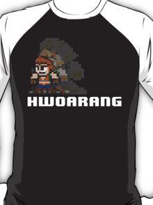 Tekken Hwoarang 8bit T-Shirt