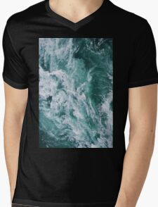 Ocean Mens V-Neck T-Shirt
