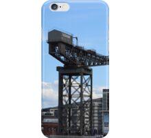 Finnieston Crane  iPhone Case/Skin