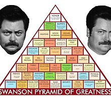 Swanson's Pyramid of Greatness by Adalie78