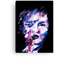 The cover girl  Canvas Print