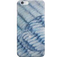 A Drop on Denim  iPhone Case/Skin