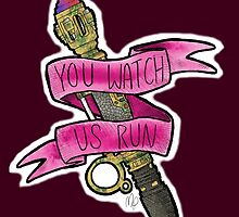 You Watch Us Run/River's Sonic Screwdriver  by impossible-m