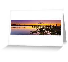 Ocean Reef Harbour Greeting Card