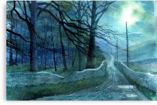 Road to Foxup by Glenn Marshall