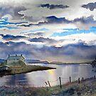 Four Seasons - One Day -Grimwith by Glenn Marshall