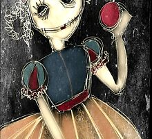 Voodoo Princess Snow White by MrKinney
