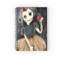 Voodoo Princess Snow White Spiral Notebook