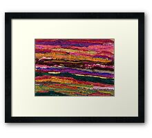 Indian Summers Framed Print