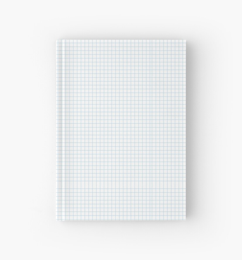 u0026quot graph paper u0026quot  hardcover journals by ronsmith57