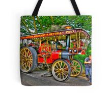 Taking on Water.HDR Tote Bag