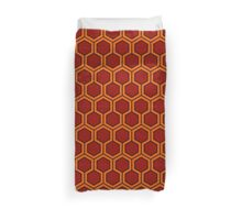 Burnt Honey Duvet Cover
