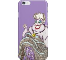 Diva Of the Deep iPhone Case/Skin