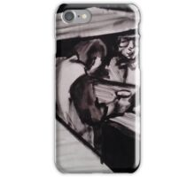 IN WINE CELLAR(C1981)(V2 - INK) iPhone Case/Skin