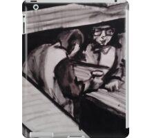 IN WINE CELLAR(C1981)(V2 - INK) iPad Case/Skin