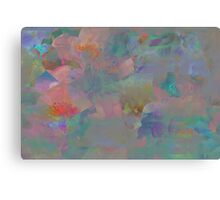 Pearl Flowers. Canvas Print