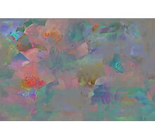 Pearl Flowers. Photographic Print