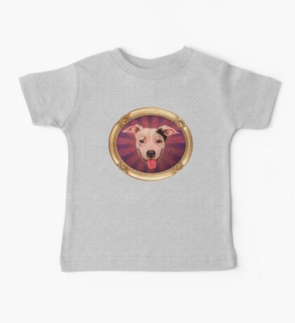 Jimmy Sue (Gold Frame) Baby Tee