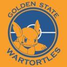 Golden State Wartortles - Blue by ghost650
