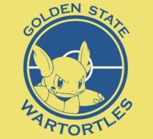 Golden State Wartortles - Blue Kids Tee