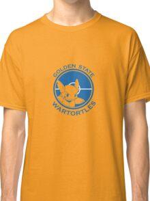 Golden State Wartortles - Blue Classic T-Shirt