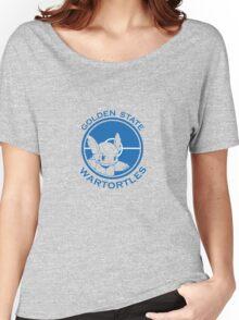 Golden State Wartortles - Blue Women's Relaxed Fit T-Shirt