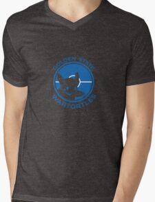 Golden State Wartortles - Blue Mens V-Neck T-Shirt