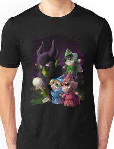 SleepingPuff Beauty Unisex T-Shirt