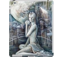 The Sci-fi Beauty iPad Case/Skin
