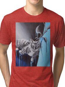 Charles Wallace  Tri-blend T-Shirt