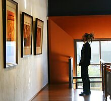 Art Admirer by Fiona Allan Photography