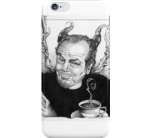 L'il Coffee Devil iPhone Case/Skin