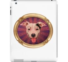 Jimmy Sue (Gold Frame) iPad Case/Skin