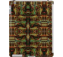Mayan Design iPad Case/Skin