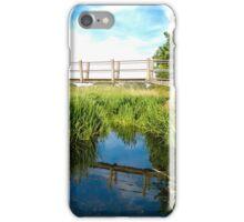 River in Summertime iPhone Case/Skin