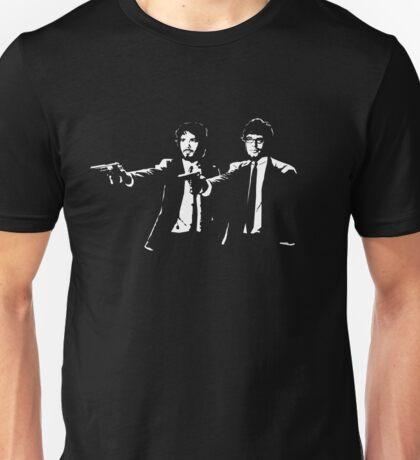 Flight of the Fiction ( T SHIRT VERSION OF DESIGN ) Unisex T-Shirt