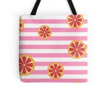 Grapefruit Sorbet Tote Bag