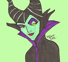 Maleficent by nictheprincess