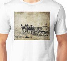 Four Mules Unisex T-Shirt
