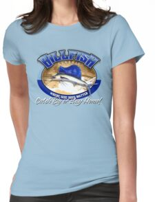 BILLFISH Womens Fitted T-Shirt