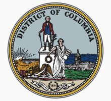 District of Columbia State Seal by GreatSeal