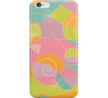 Abstract Pattern - Candyland iPhone Case/Skin