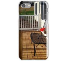 An Inviting Porch     ^ iPhone Case/Skin